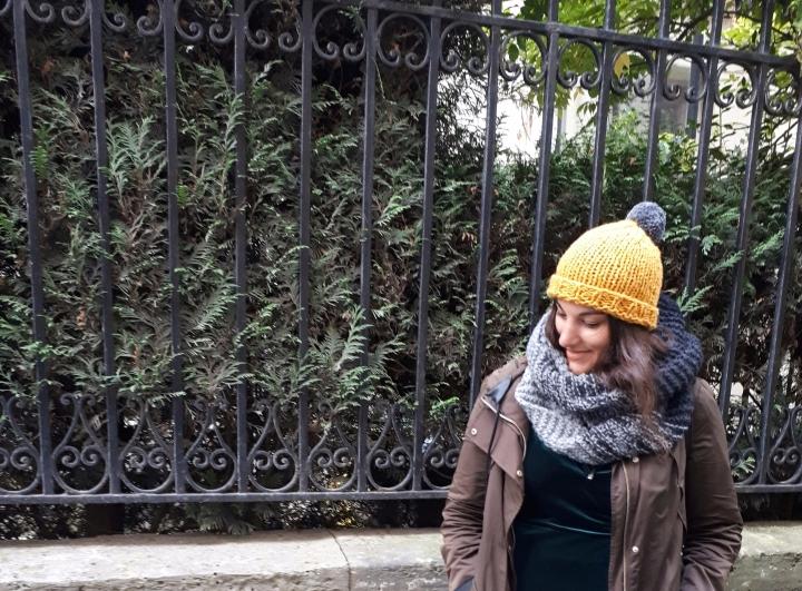 DIY Mode #4 – Un bonnet en laine pour se protéger dufroid