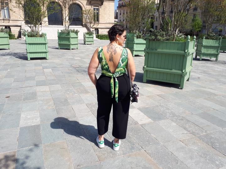 DIY Mode #14 – Un haut dos nu pour cet été avec le patron Cereus!
