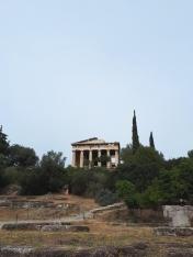 Agora à Athènes