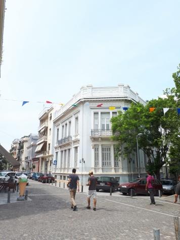 Rue à Athènes