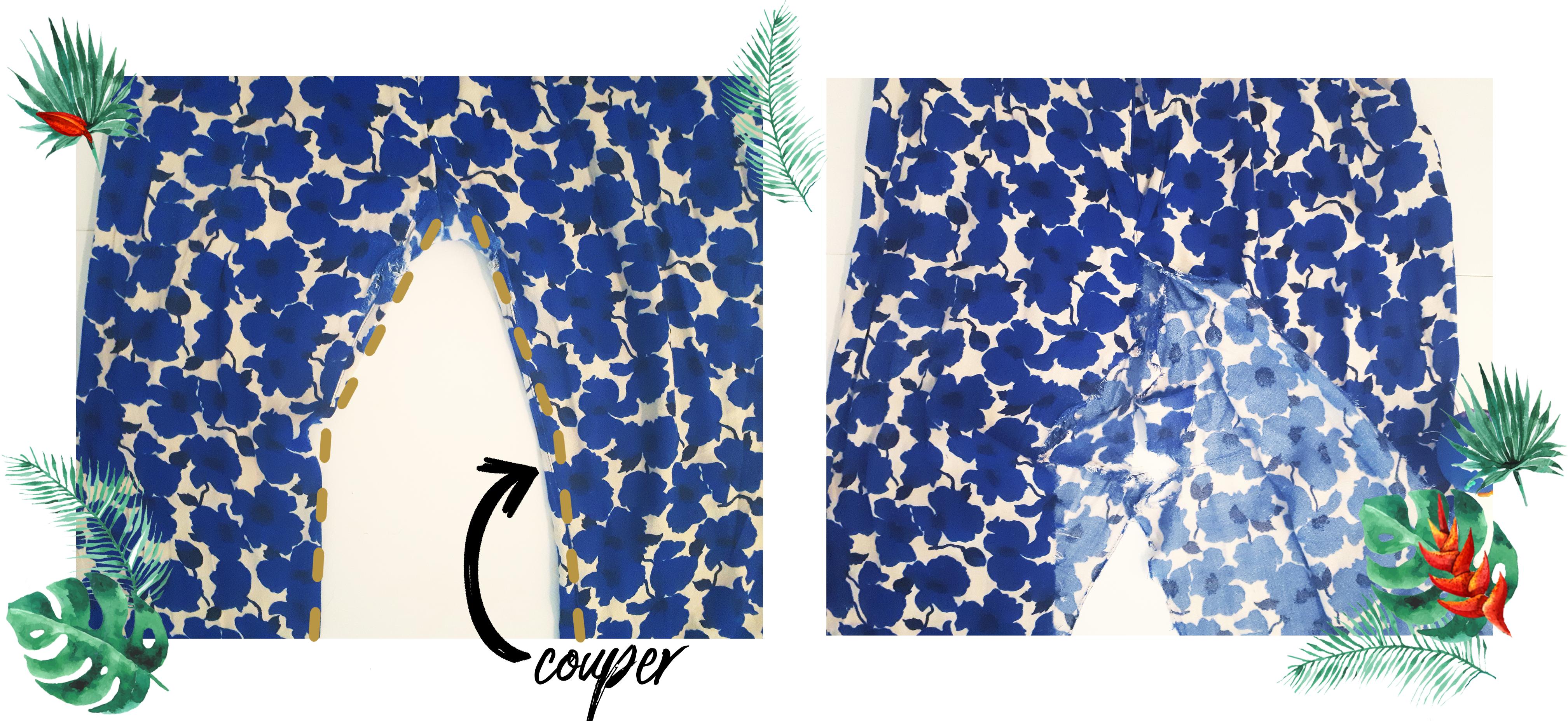 DIY-avant-apres-pantalon-jupe-couture-etape-1-2-Cactus-and-Style