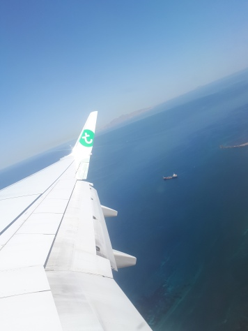 Au revoir, Santorini...